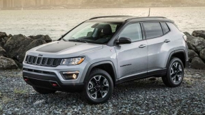 Jeep Compass Trailhawk Bookings Open In India — Launch Date, Specs, Features & Expected Price