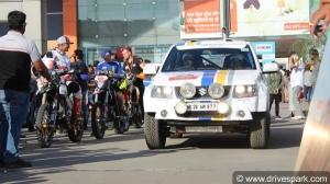 Maruti Suzuki Desert Storm 2018 Powered By ExxonMobil —  India's Ultimate Rally Commences
