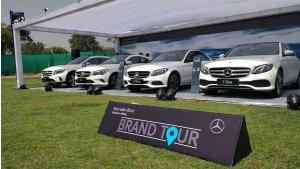Mercedes-Benz Brand Tour To Focus On Tier II & III Markets
