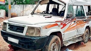 A Tata Sumo Gets Into An Accident In Ghaziabad — Seven Killed Due To A Small Error