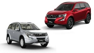 New Mahindra XUV500 2018 Vs Old XUV500: The Differences In Design, Performance, Features & More