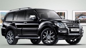 Mitsubishi Pajero Final Edition Revealed