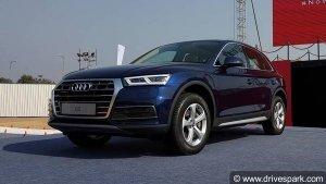 Audi Q5 Petrol India Launch Details Revealed