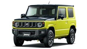 Suzuki Jimny Accessories List: Body Decals, Alloys, Rooftop Carriers & More