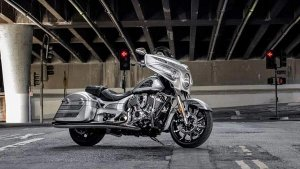 Indian Chieftain Elite Launched In India At Rs 38 Lakh — A One-Of-A-Kind Limited Edition Motorcycle