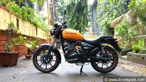 2018 Royal Enfield Thunderbird 500X Road Test Review