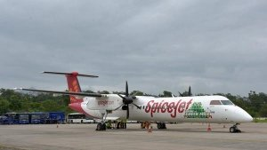 SpiceJet Becomes First Flight To Fly On Biojet Fuel — Red Goes Slightly Green