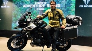 Vimal Sumbly Might Join Royal Enfield Ahead Of Upcoming 650-Twins India Launch