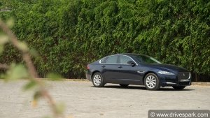 Jaguar XF 20d Review — An Executive Luxury Sedan