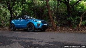 2018 Range Rover Evoque Landmark Edition Road Test Review