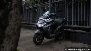 Suzuki Burgman Street Review — India's First Maxi-Scooter
