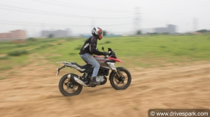 BMW G 310 GS Review — Comfort And Fun; Irrespective Of The Terrain