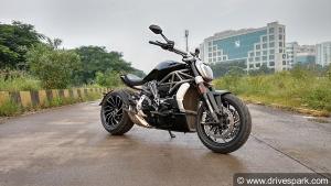 Ducati XDiavel S Review — A Badass Italian Power Cruiser