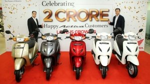 Honda Activa Crosses Two Crore Sales Mark — First Scooter In India To Achieve Landmark
