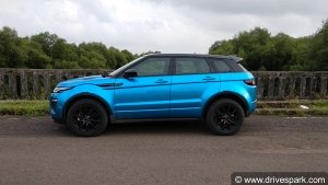 Range Rover Evoque Landmark Edition Review — Runway-Like Design In A Compact Package