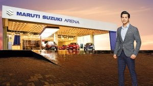 Maruti Suzuki ARENA — Owning A Car Becomes A Special Occasion