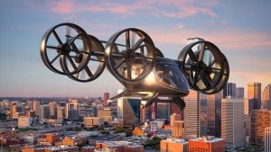 Uber's Flying Taxi Service Could Soon Be A Reality — Meet The Bell Nexus