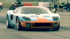 14-Year-Old Ford GT Just Beat The Hypercar Heavyweights To 300mph — That's What 2500hp Can Do