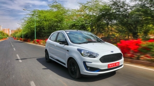2019 Ford Figo Review — Driving The BLU's Away