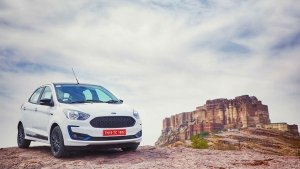 New Ford Figo (2019) Launched In India — Prices Start At Rs 5.15 Lakh
