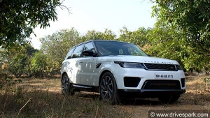 Range Rover Sport Review — The Most Dynamic SUV Of Them All!