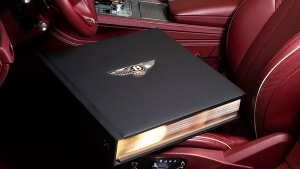 Bentley Book Costs More Than A Luxury House — Rs 1.80 Crore For A Book!