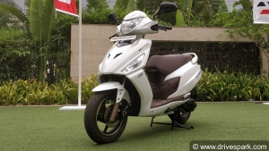 Hero Maestro Edge 125 First Ride Review — Fuel-Injected Goodness In The 125cc Scooter Segment
