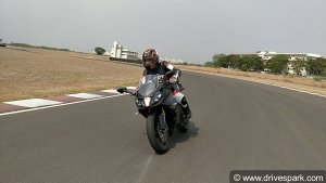 2019 TVS Apache RR 310 First Ride Review — Art Of Perfecting #PureRacecraft