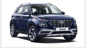 Hyundai Venue Launch Highlights — Will Rival The Maruti Vitara Brezza Head-On!