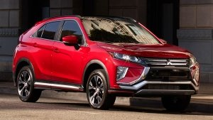 Mitsubishi Eclipse Cross Set For 2020 India Launch