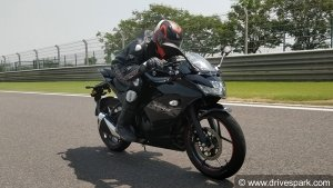 Suzuki Gixxer SF First Ride Review — Greatness Reborn