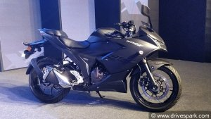 New Suzuki Gixxer SF 250 Launched In India — Priced At Rs 1.70 Lakh