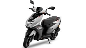 TVS Ntorq 125 Launched With New Matte Silver Colour At Rs 59,995