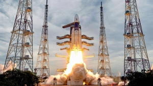 Chandrayaan-2 Is Launched Successfully While Polaris Pays Tribute To The Original Lunar Rover
