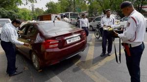 Delhi Police Launches E-Challan And E-Payment System — Traffic Violators Beware