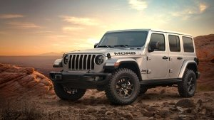 2020 Jeep Wrangler Rubicon To Be Called Moab In India