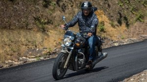 Arunachal Pradesh CM Seen Riding Royal Enfield Interceptor 650 In Video: Here's Why