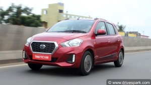 Datsun Go CVT First Drive Review: Built For The City