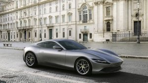 Ferrari Roma Unveiled: The Newest Sibling In The Prancing Horses Family