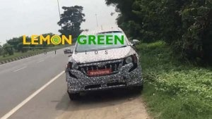 Spy Pics: New Mahindra XUV500 Spotted Testing; Features Third Row Seats & BS-VI Compliant Engine