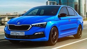 2020 Skoda Rapid Revealed: Revised Exteriors & Interiors Design