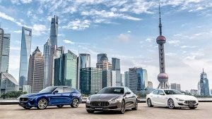 Maserati Levante, Ghibli & Quattroporte Launched With V6 Petrol Engines