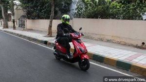Ampere Reo Elite Electric Scooter Review: A Starter-Pack To The Electric Scooter Segment In India