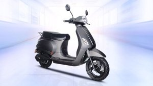 Benling Aura Electric Scooter Launched In India At Rs 99,000 On Road