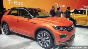 Volkswagen T-Roc Launching In India On 18 March: Details And Expected Prices