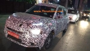 Production Spec Tata HBX Snapped Testing In Indian Ahead Of Its Launch