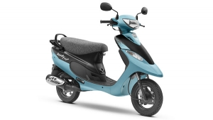 TVS Scooty Pep Plus BS6 Models Launched In India Starting At Rs 51,754 Ex-Showroom Delhi