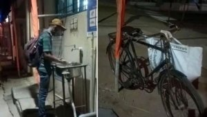 Odisha Man Cycles 1,800 Kilometers From Mumbai Amid Covid-19 Lock Down