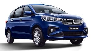 Maruti Ertiga Becomes India's Best-Selling MPV In FY 2019-20: Registers Over 90,000 Units of Sales