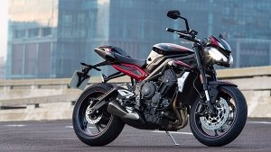 Triumph Street Triple R Launched In India: Priced At Rs 8.84 Lakh